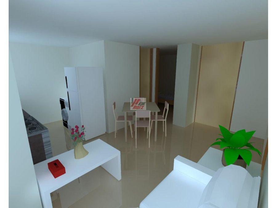 venta de apartamento para estrenar sector faneon 35mtrs2