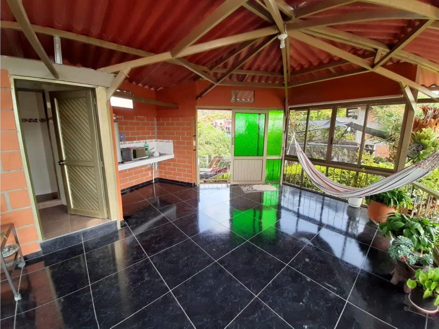 venta casa campestre sector palestina area 1375 mtrs2
