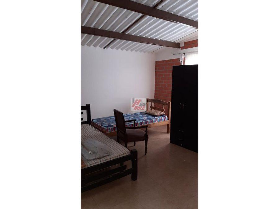 casa campestre para la venta sector santagueda