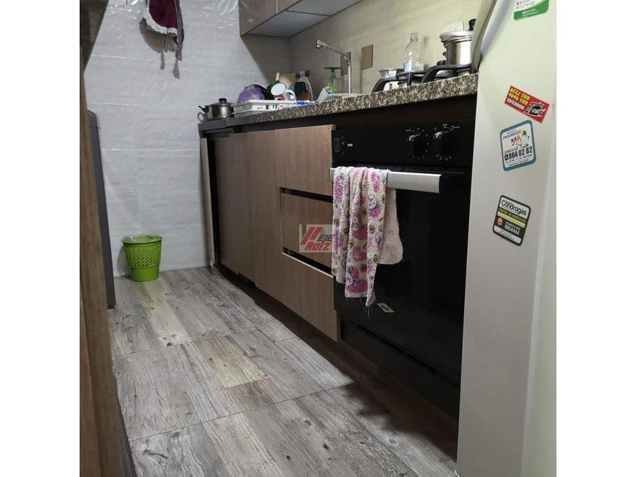 venta apartamento sector niza 58 mtrs2