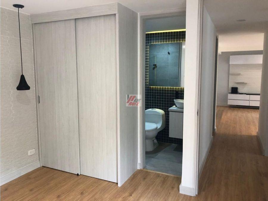 venta apartamento sector niza 57 mtrs