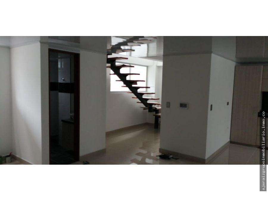 apartamento en venta villamaria duplex