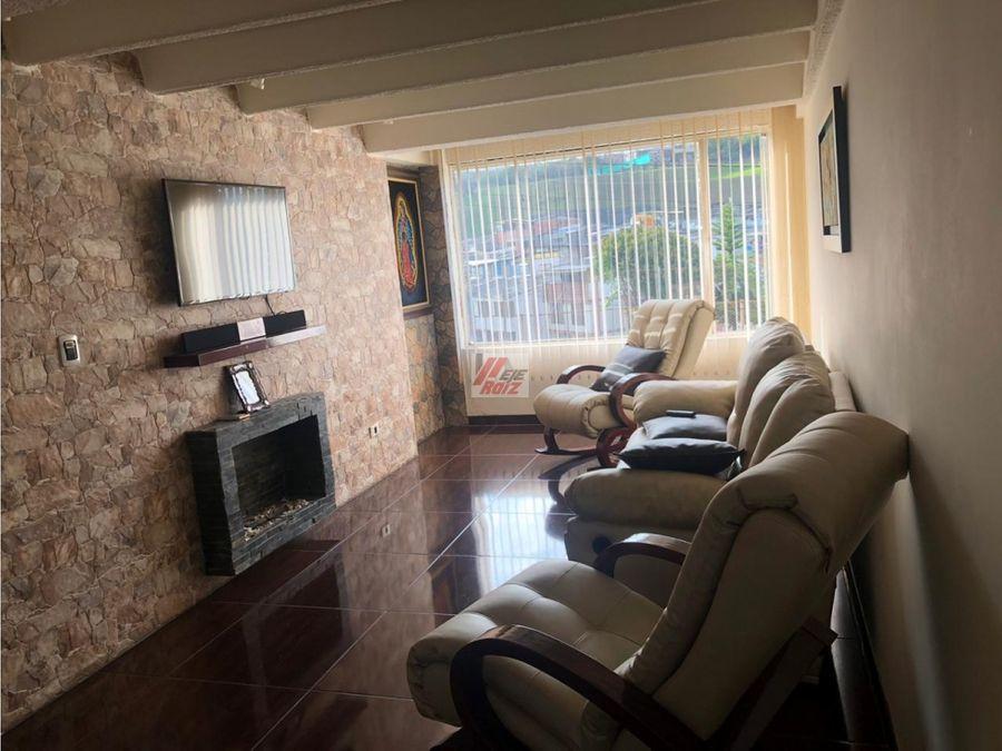 venta apartamento sector villa carmenza area 65 mtrs2