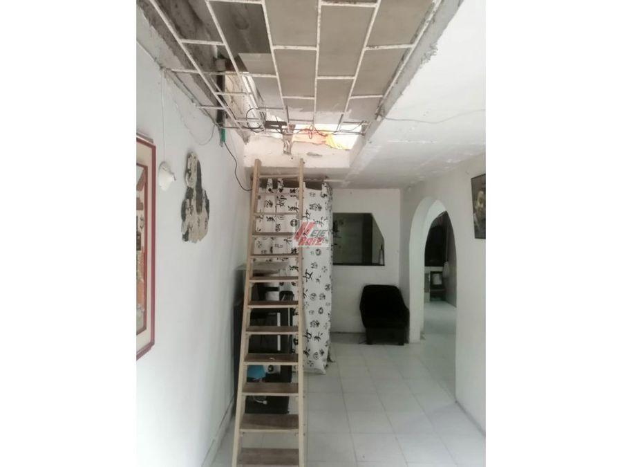 venta casa sector la cumbre area 45 mtrs2