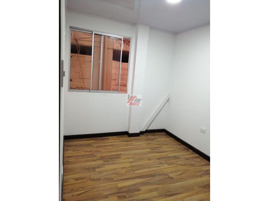 venta apartamento sector vizcaya area 22 mtrs2