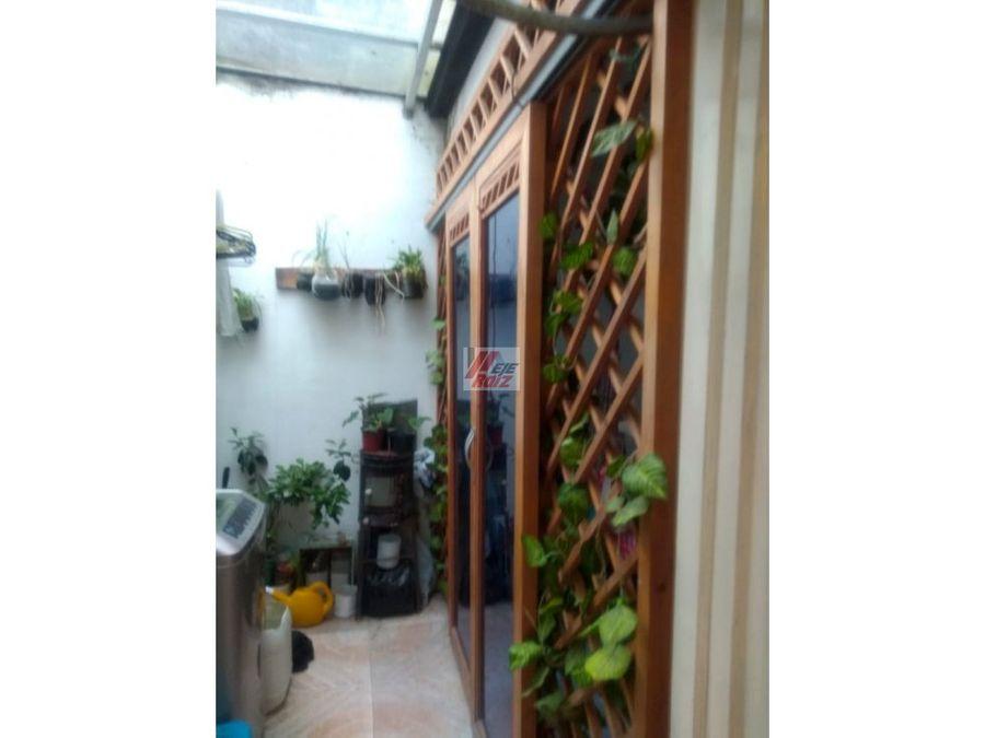 se vende casa sector puertas del sol 55 mtrs2