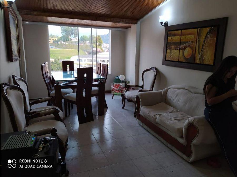 venta apartamento sector villa carmenza