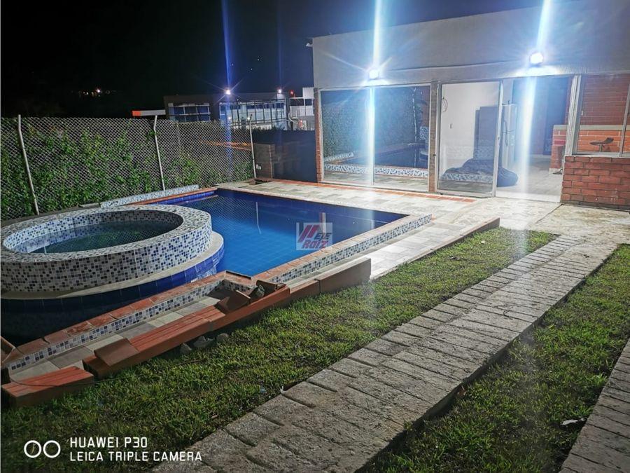 venta casa campestre sector santagueda area 300 mtrs2