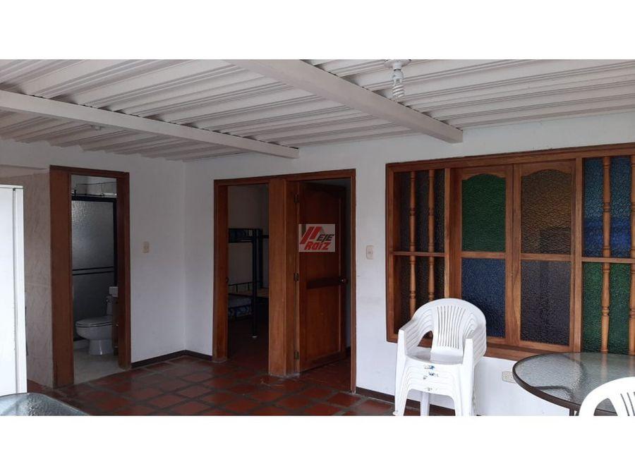 venta casa campestre sector santagueda