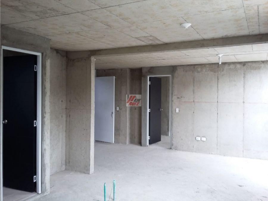 venta apartamento en obra gris palonegro