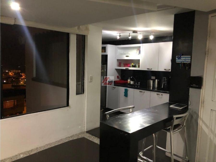 venta apartamento amoblado sector el cable area 89 mtr2