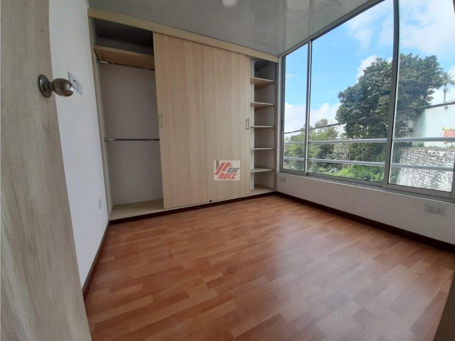 arrienda apartamento sector barrio colombia