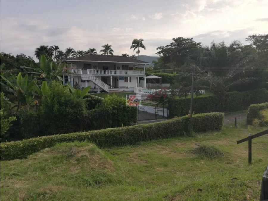 venta casa finca santagueda sector palmeras area 750 mtrs2