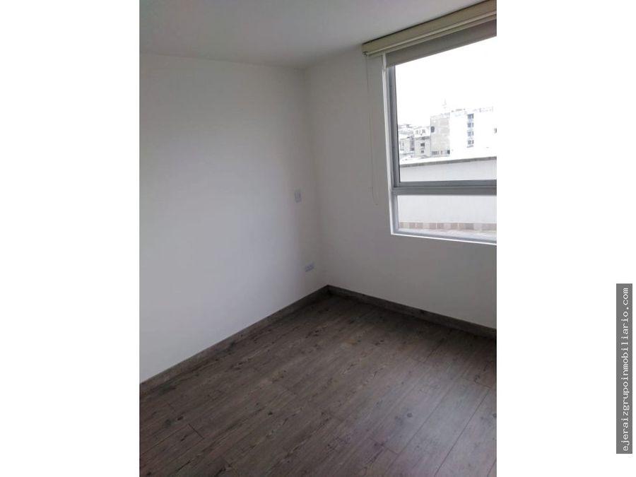 se vende apartamento edificio sacramento