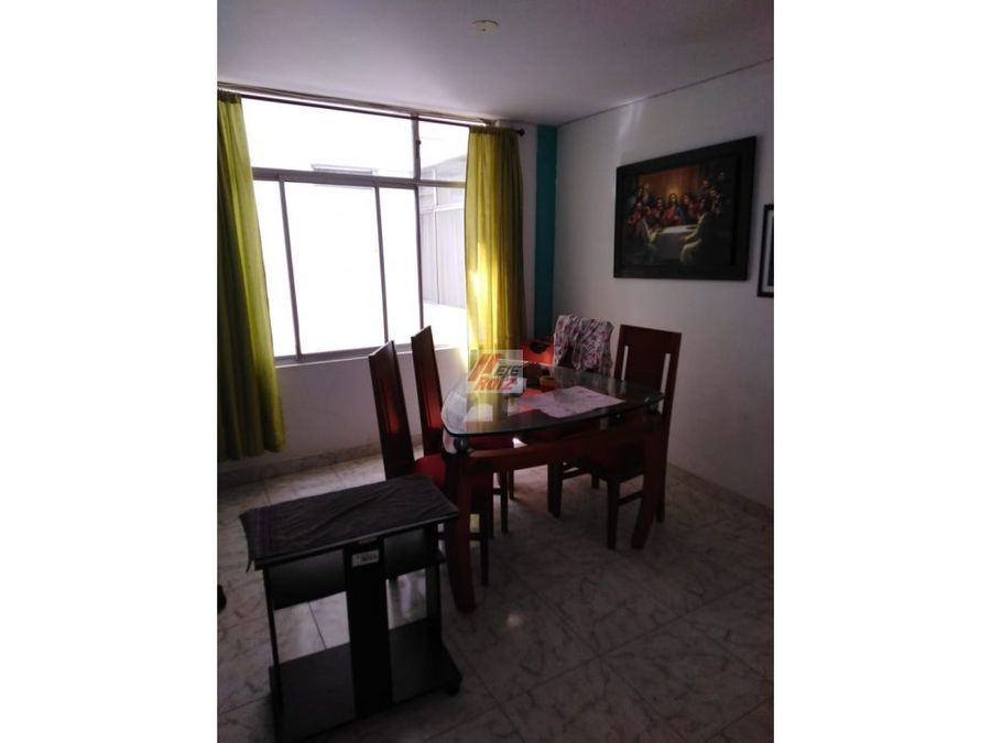 venta apartamento sector chinchina area 100 mtr2