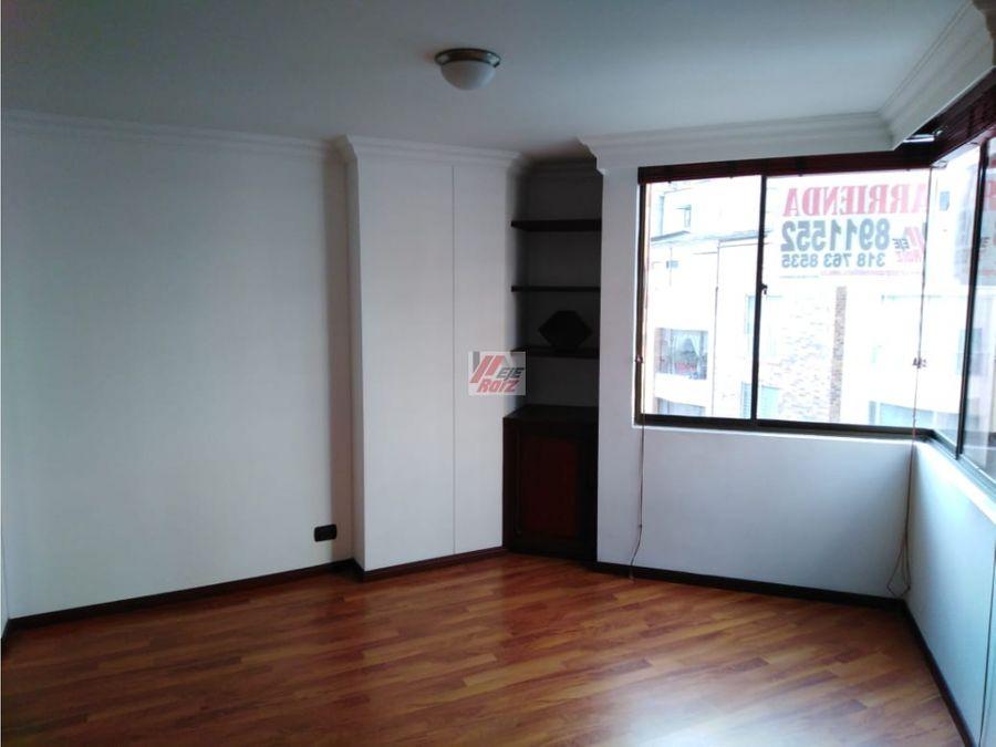 arrienda apartamento sector sancancio