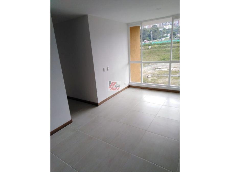 arrienda vende apartamento sector baja suiza area 60mtrs2