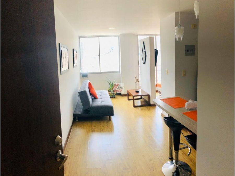 arrienda apartamento av santander amoblado o sin amoblar