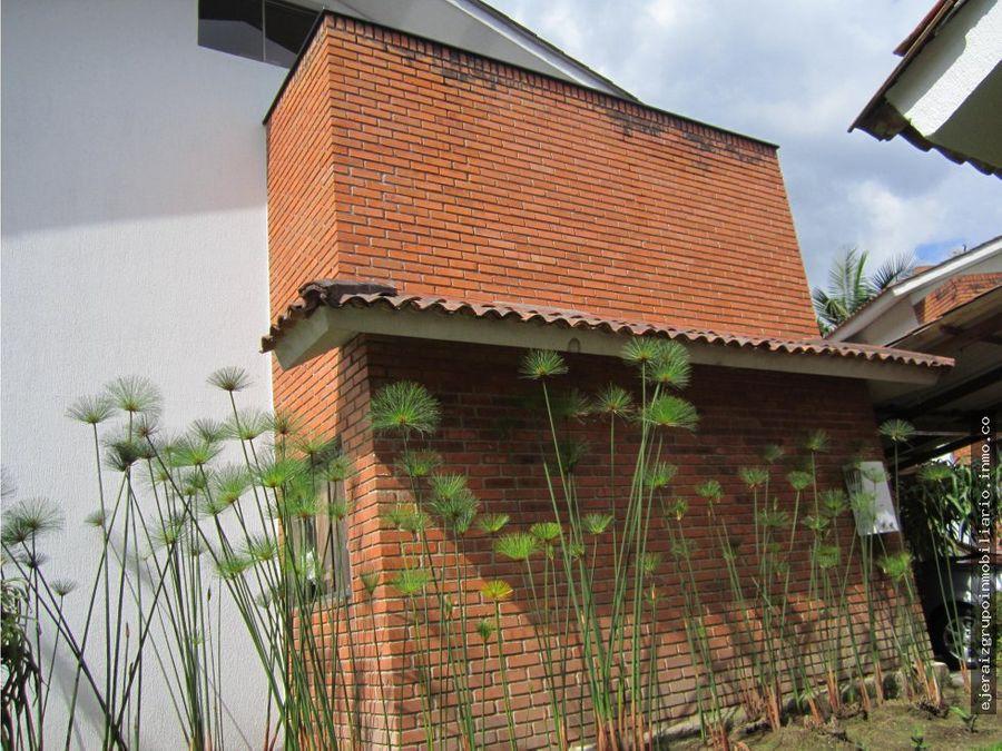 casa en venta en conjunto el trebol