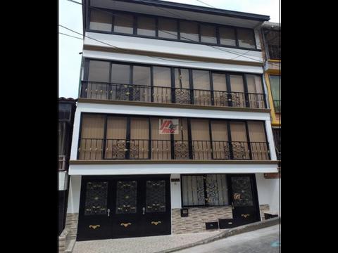 venta edificio 4 apartamentos sector chinchina