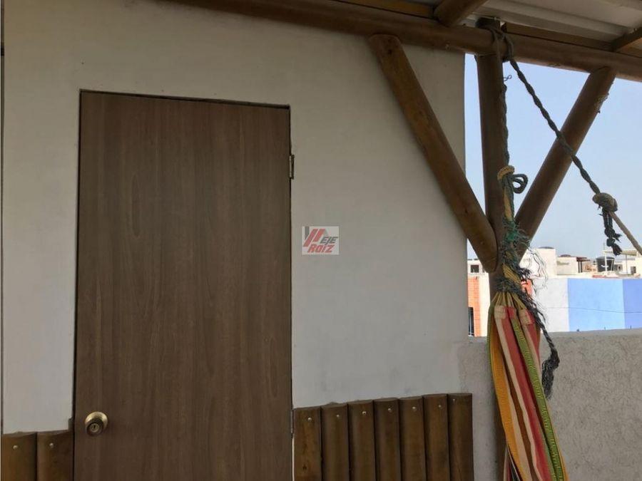 venta permuta casa conjunto cerrado santa marta