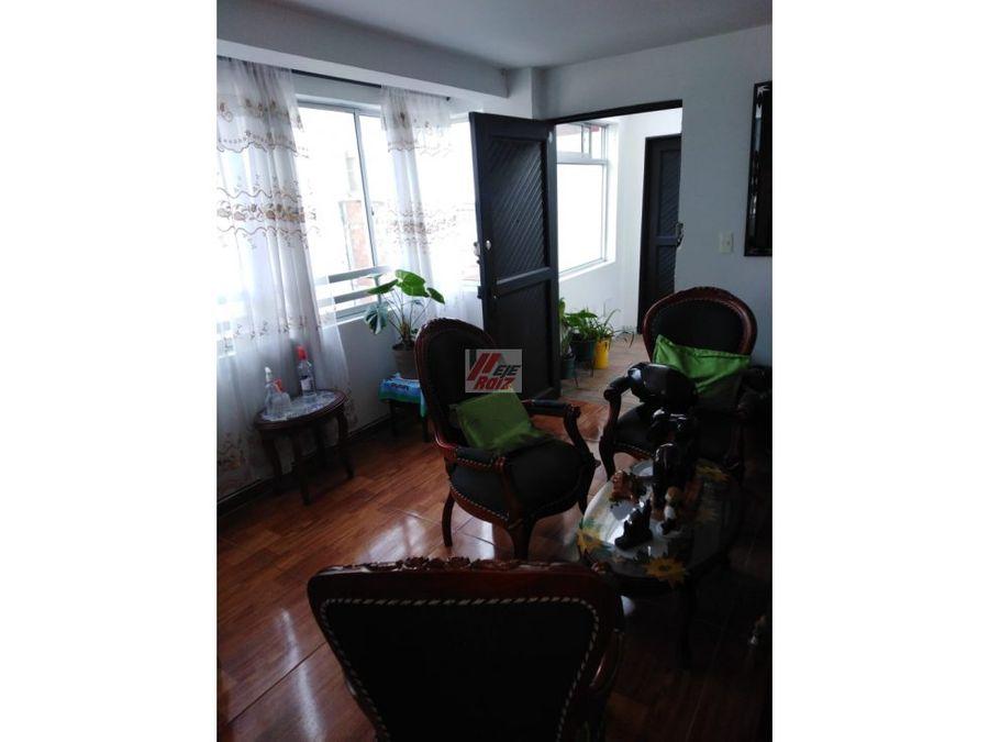 venta apartamento sector villamaria area 102 mtrs2