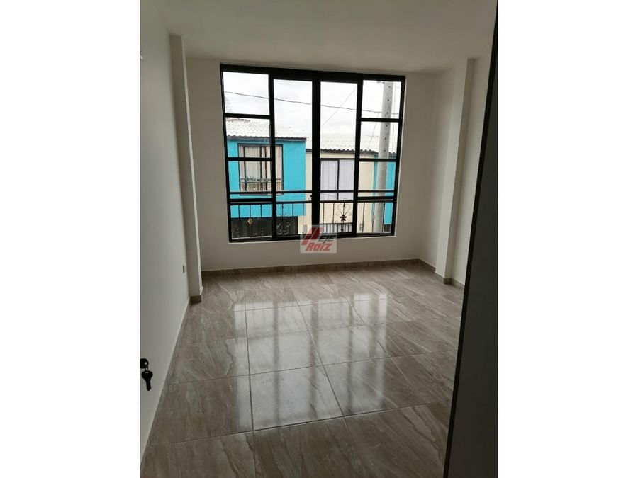venta apartamento sector chinchina area 108 mtrs2