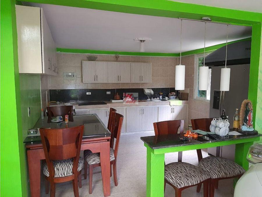 casa campestre para la venta sector palestina