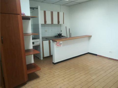se arrienda apartaestudio sector centro servicios incluidos20 mtrs2