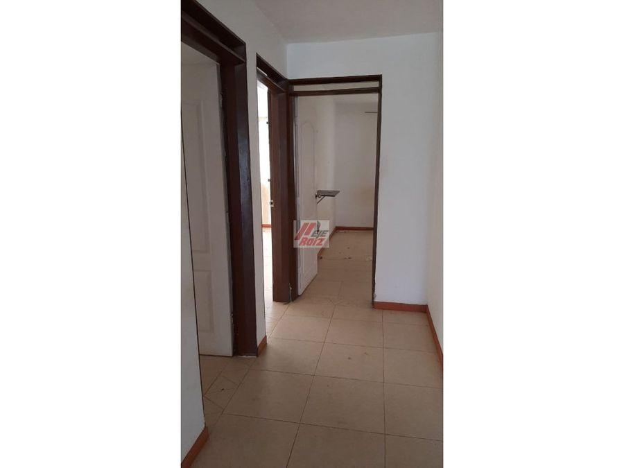vende apartamento campestre sector santagueda