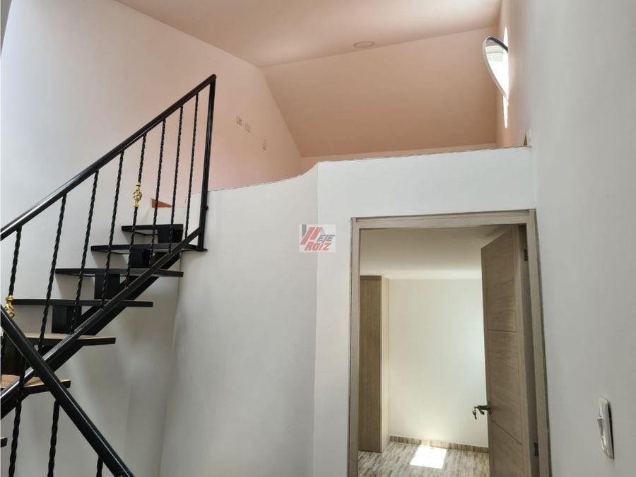 vende casa en conjunto sector la francia