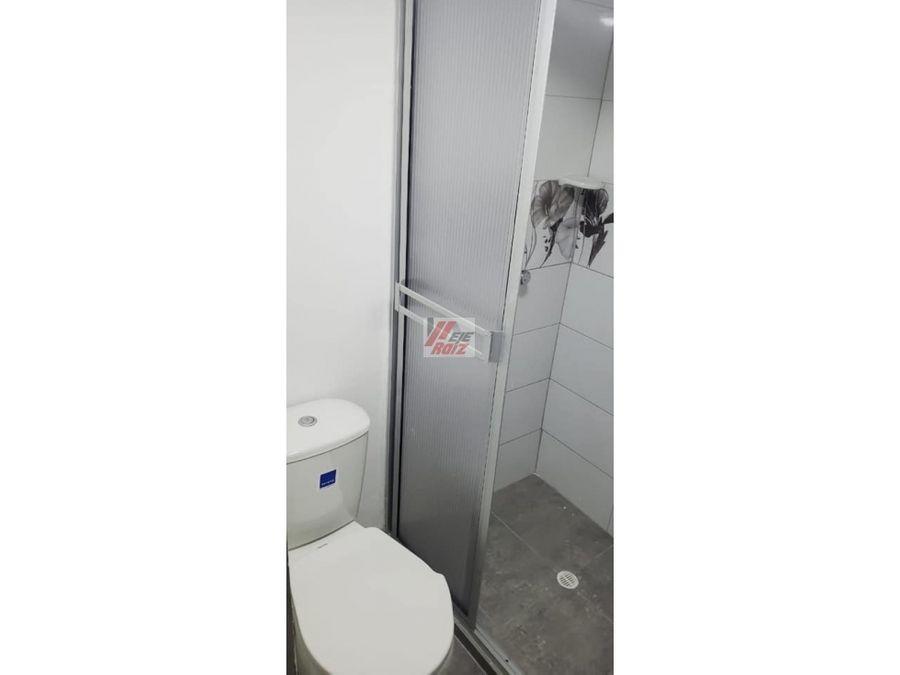 venta apartamento amoblado sector chipre area 34 mtrs2