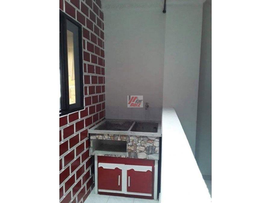 venta apartamento sector chinchina area 100 mtr2