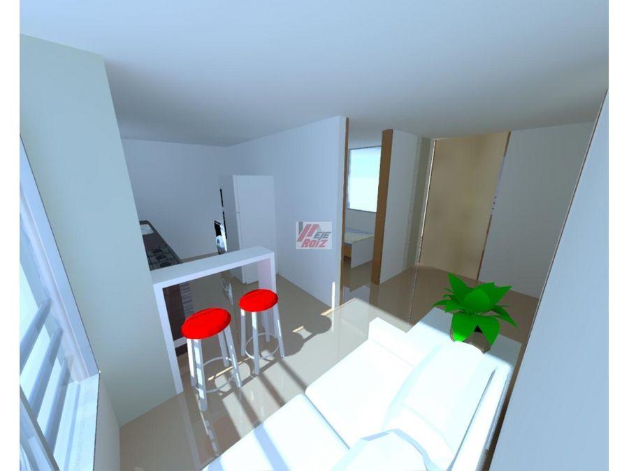 venta de apartamento para estrenar sector faneon 53 mtrs2