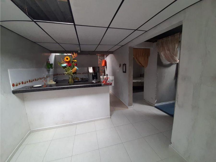 venta casa con renta sector villamaria area 54 mtr2