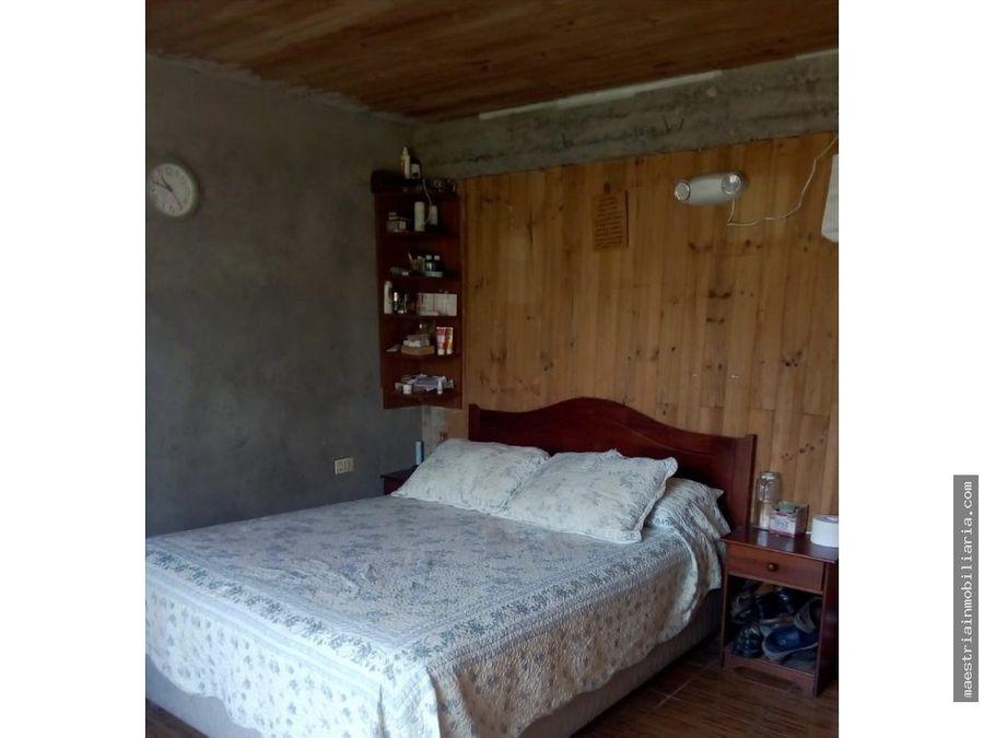 se vende casa 3h 1b cerro obligado coronel