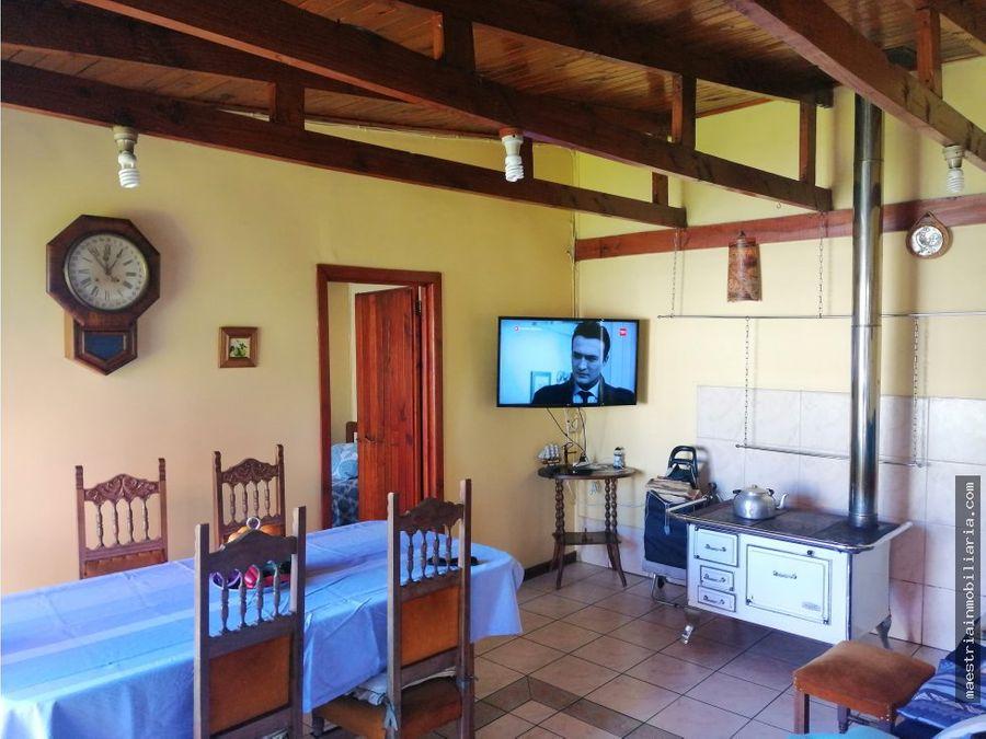 se vende casa 7h 3b santa maria talcahuano