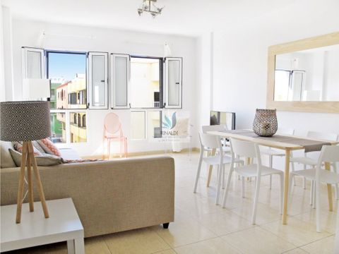 corralejo bristol apartamento con terraza