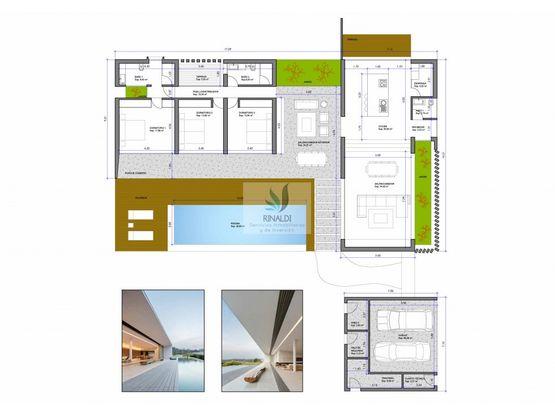 solar edificable con licencia y proyecto la oliva