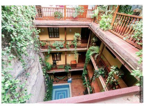 venta hotel cartagena santo domingo