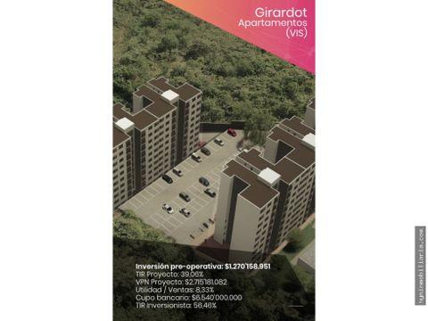 venta proyecto residencial girardot