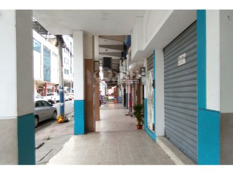 local comercial en alquiler en zona central de machala efge