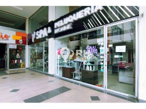 local comercial con mezanine en venta en oroplaza machala lsmi2