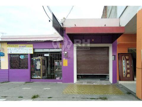local comercial centrico en alquiler machala malc