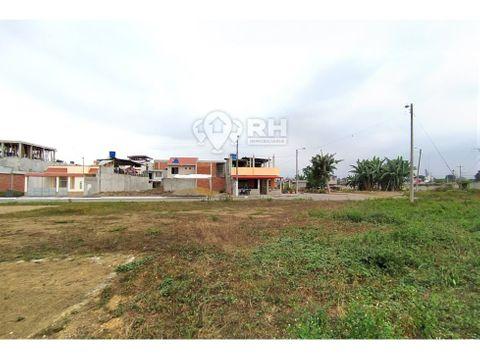 terreno en venta en urbanizacion privada la laguna pasaje toas2