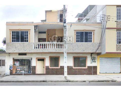 casa rentera en venta al este de machala 738