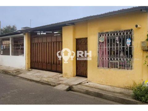 casa en venta en ciudadela del seguro machala mdja