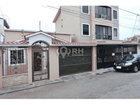 casa en venta en sector las crucitas machala kgpl