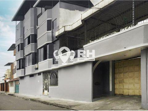edificio en venta en el sector el bosque de machala 228