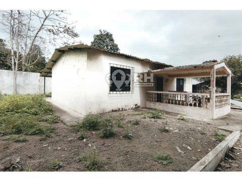 finca de 6814 m2 en venta en sector el retiro santa rosa cprv